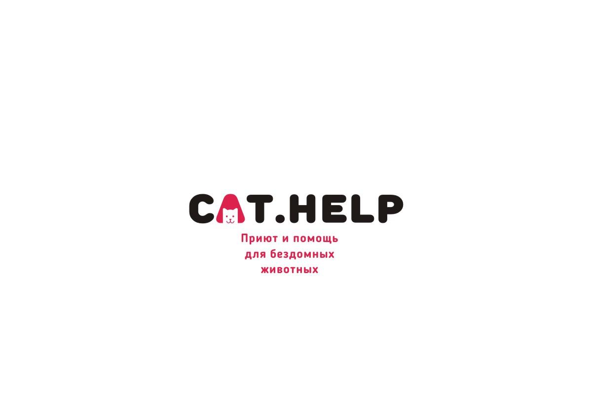 логотип для сайта и группы вк - cat.help фото f_91859dc79c3e062e.jpg