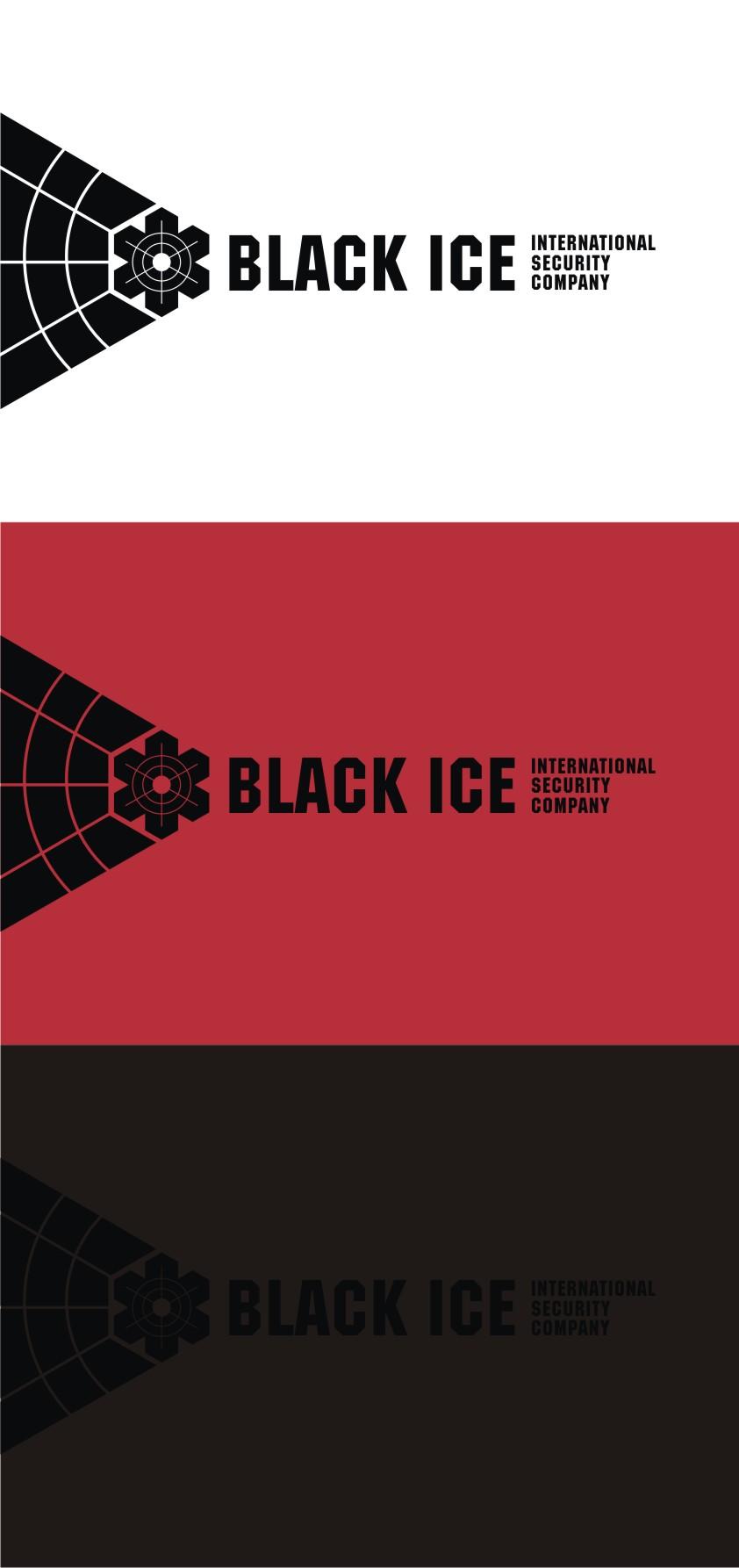 """Логотип + Фирменный стиль для компании """"BLACK ICE"""" фото f_934571220fec4f08.jpg"""