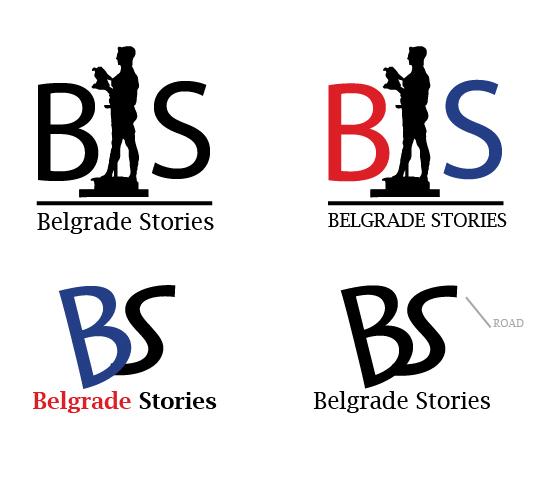 Логотип для агентства городских туров в Белграде фото f_568589086155061f.jpg