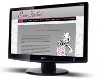 Сайт посредника в Италии