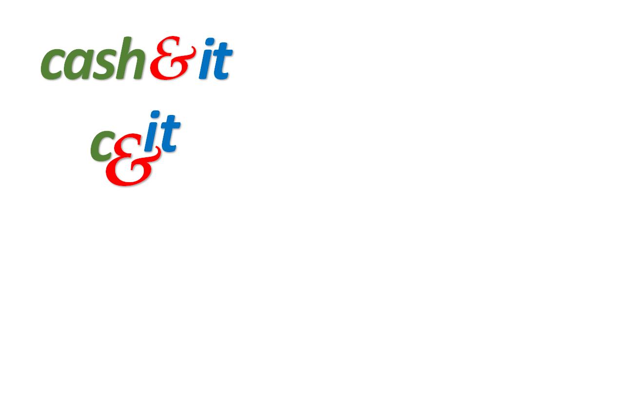 Логотип для Cash & IT - сервис доставки денег фото f_4605fe0ac4b26467.png