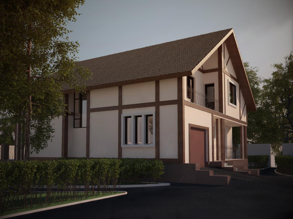 Реконструкция фасадов