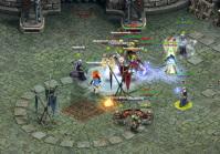 "Модуль боя для браузерной RPG ""Раздор"""