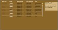 Таблица - кастомный скиннинг флэшкомпонента.