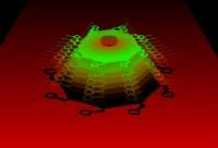 Красно-зеленый объект №2