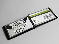 Дизайн / разработка визитки