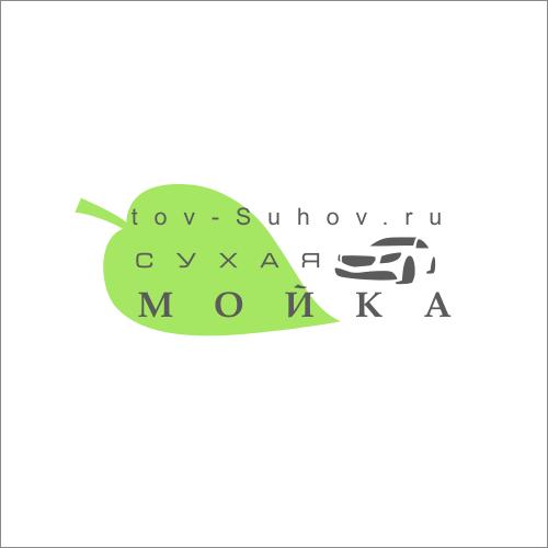 """Разработка логотипа для сухой мойки """"Товарищ Сухов"""" фото f_3455401f05d24243.png"""