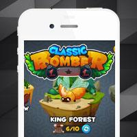 Классический бомбер - Дизайн игры