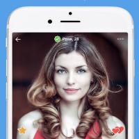 Приложение знакомств iOS+Android+Web