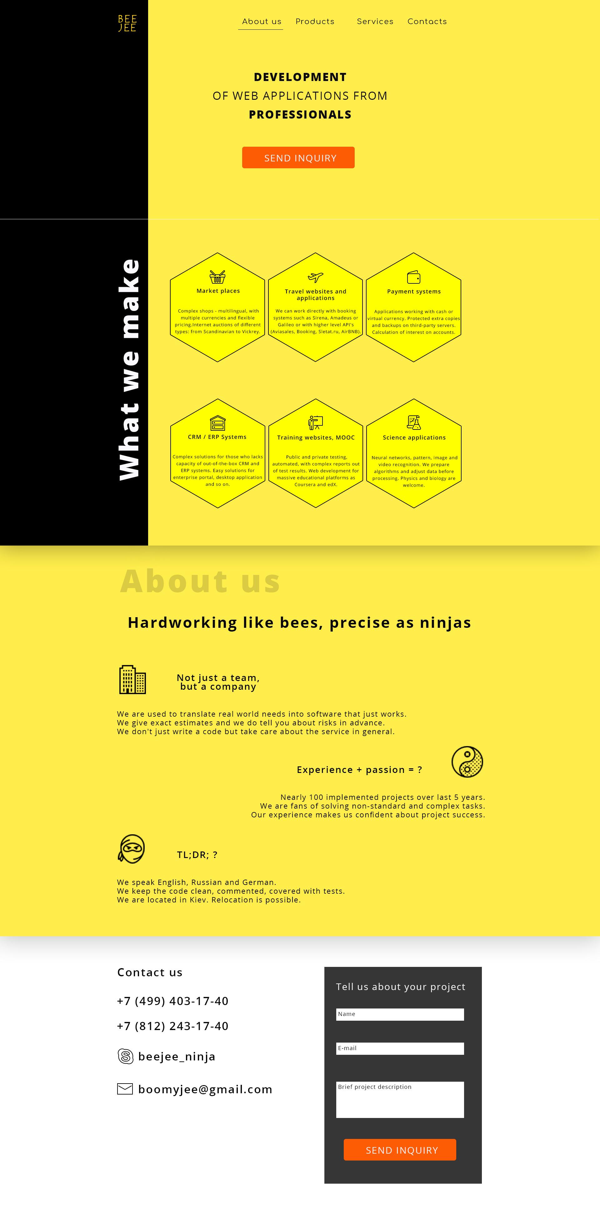 Концепт дизайна сайта в корпоративном стиле для IT компании фото f_839596bbf44ab7a6.jpg