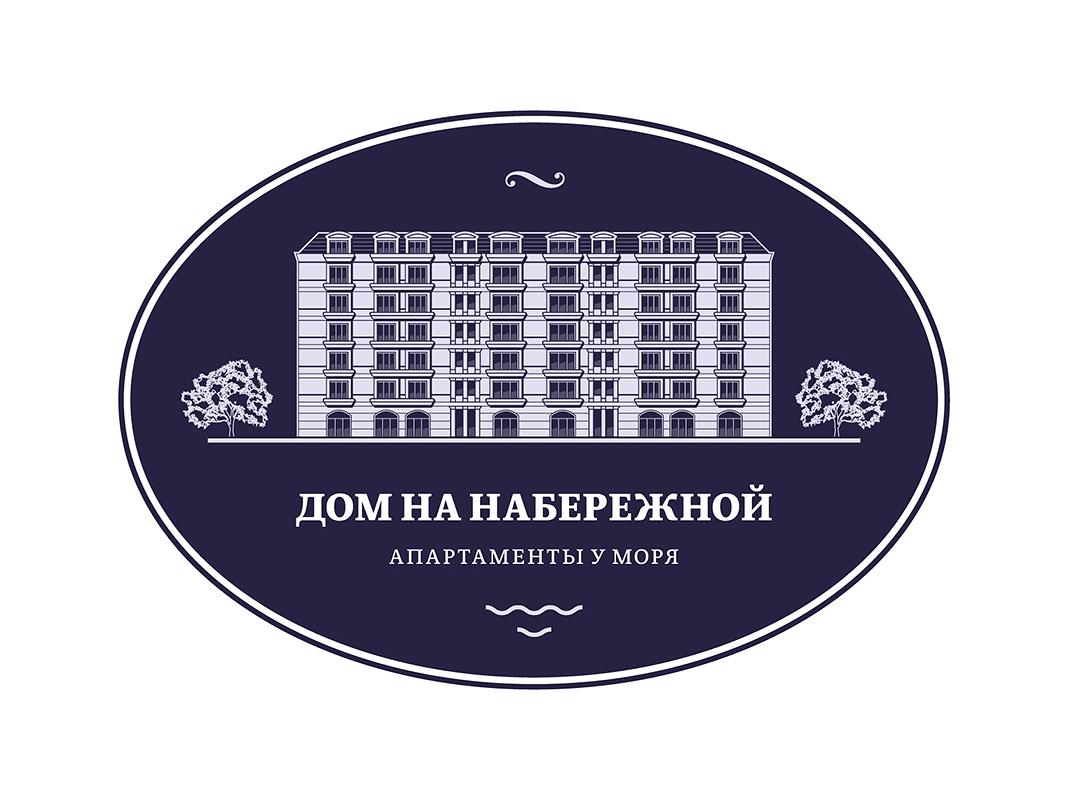 РАЗРАБОТКА логотипа для ЖИЛОГО КОМПЛЕКСА премиум В АНАПЕ.  фото f_3085de87bd083390.jpg