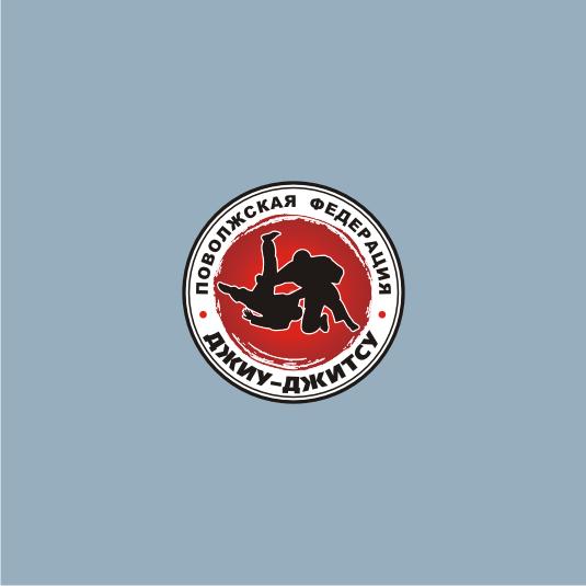 Эмблема Федерации Джиу-Джитсу