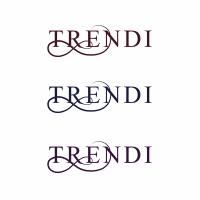 """логотип """"Trendi"""""""