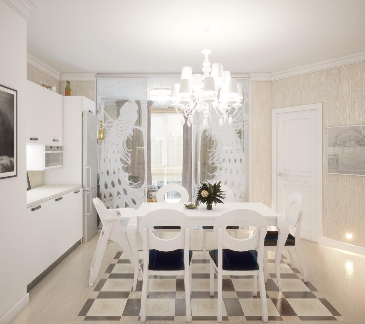 Разработать дизайн однокомнатной квартиры 39 кв.м. фото f_947593956720b792.jpg