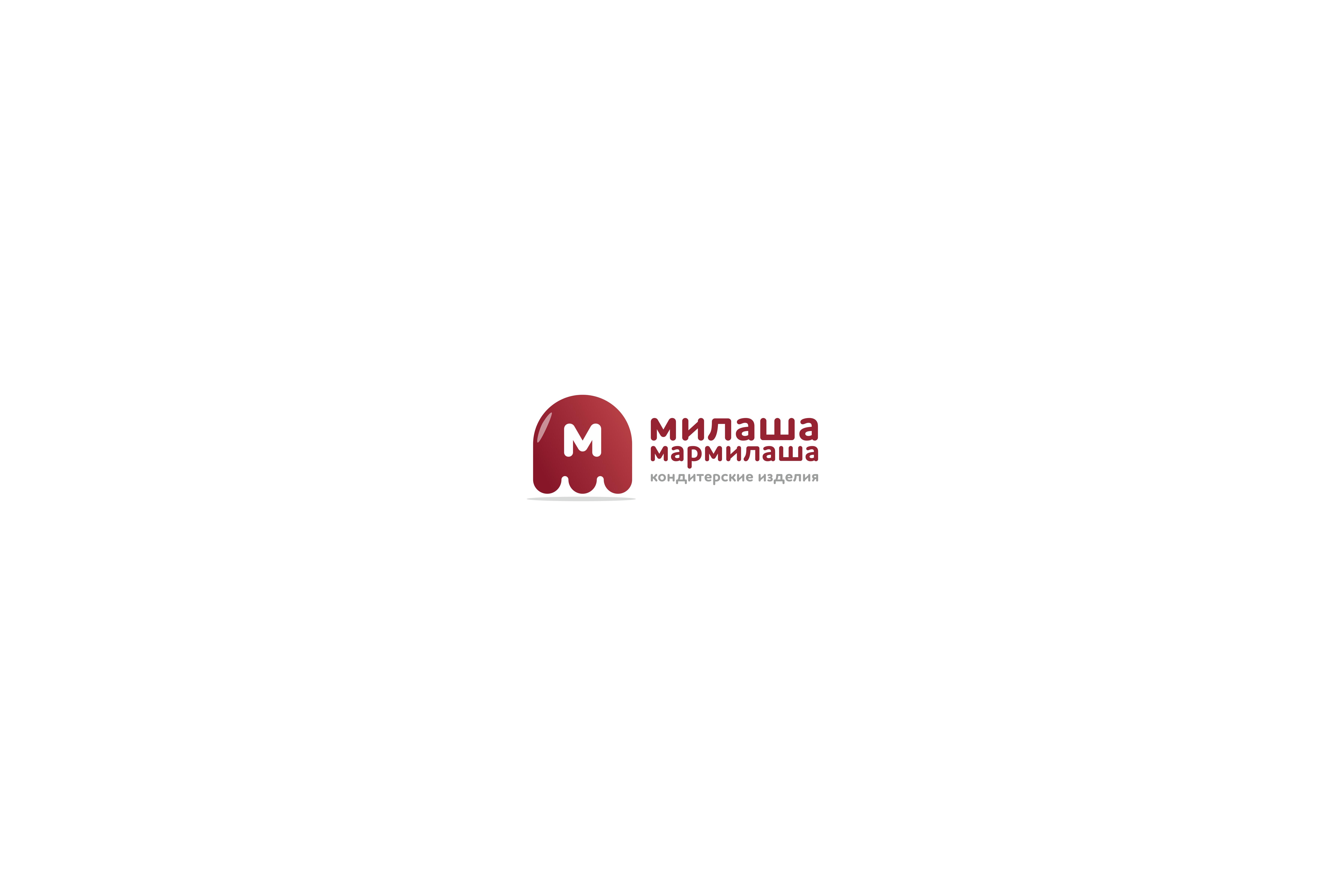 """Логотип для товарного знака """"Милаша-Мармилаша"""" фото f_115587a12bc6ba88.png"""