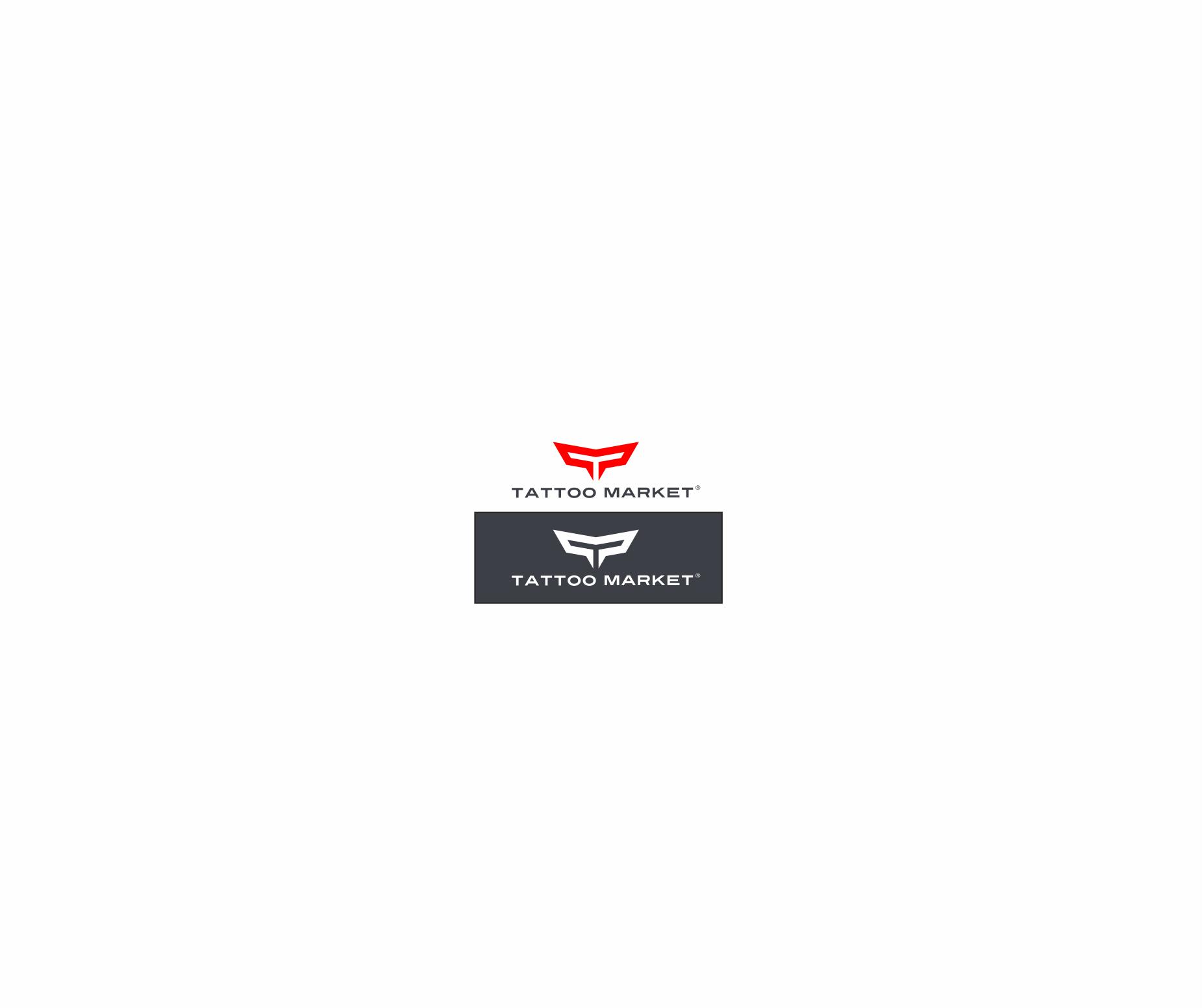 Редизайн логотипа магазина тату оборудования TattooMarket.ru фото f_6415c3f5c72d2ff8.png