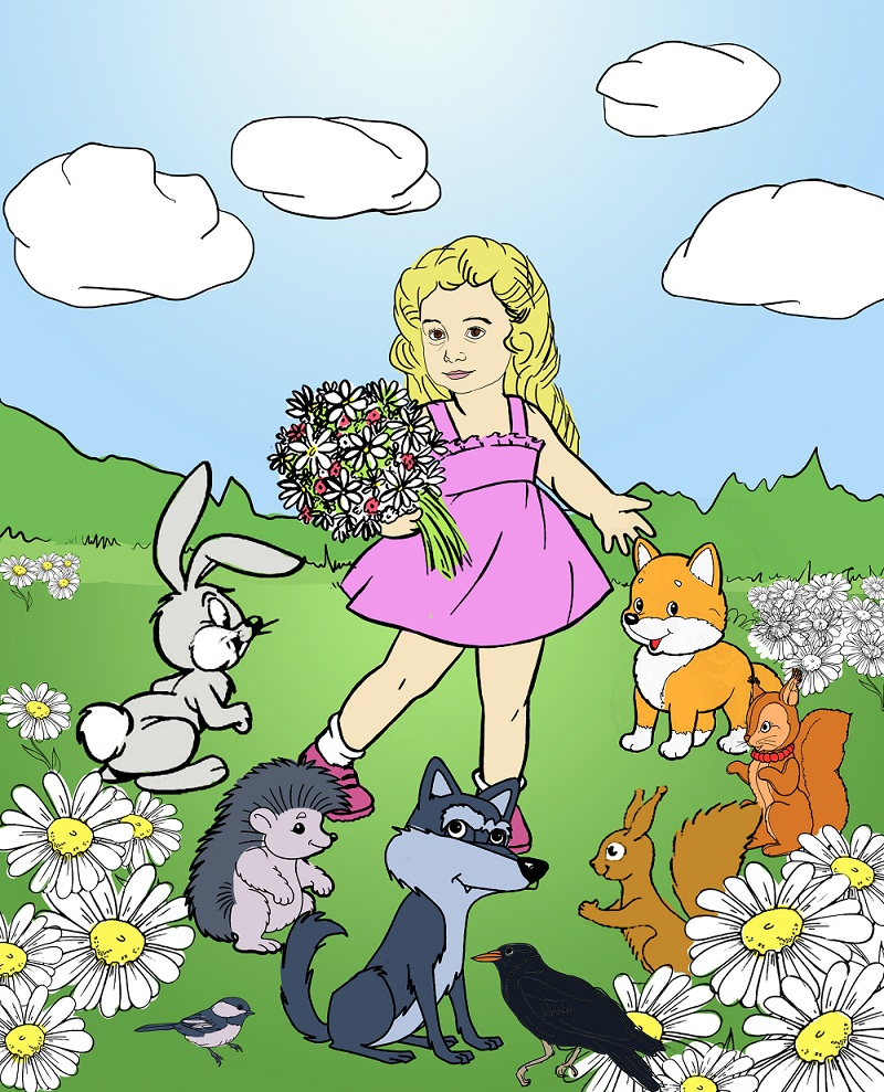 Иллюстрация к книге