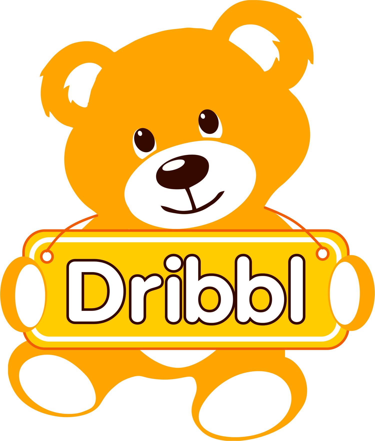Разработка логотипа для сайта Dribbl.ru фото f_0695a9e24fd3a942.jpg