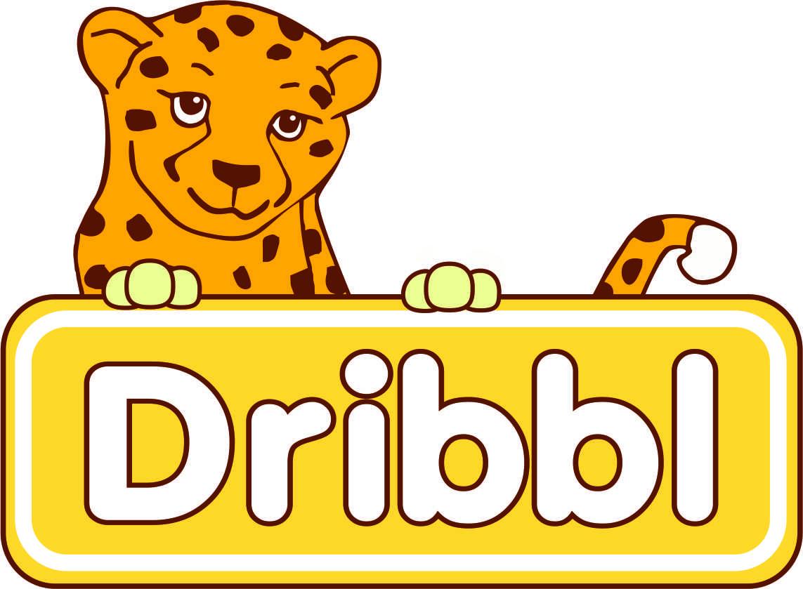 Разработка логотипа для сайта Dribbl.ru фото f_8405a9e23bda9cbc.jpg