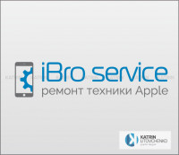 Логотип iBro