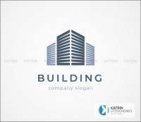 Логотип BUILDING