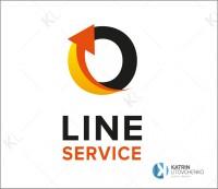 Логотип line service