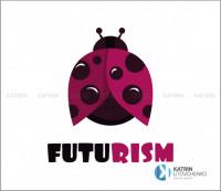 Логотип Futurism