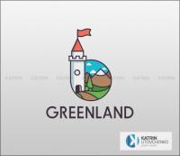Логотип Greenland