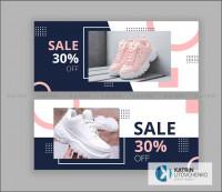 Баннер Магазин обуви
