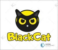Логотип Black cat