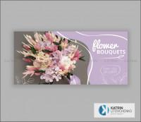 Баннер Цветы