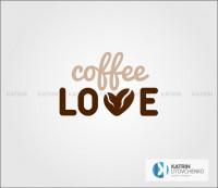 Логотип Love Coffee