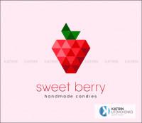 Логотип Sweet berry
