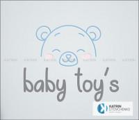 Логотип Baby toys