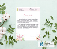 Фирменный бланк Natural care