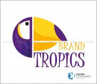 Логотип Brand tropics