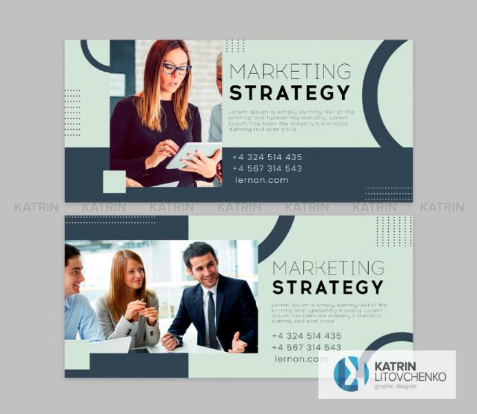 Баннер Маркетинг Стратегия