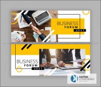 Баннеры Бизнес форум