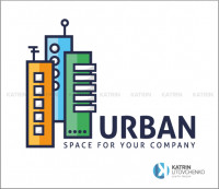 Логотип Urban space
