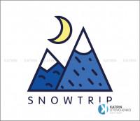 Логотип Snowtrip