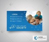 Web banner Family type clinic