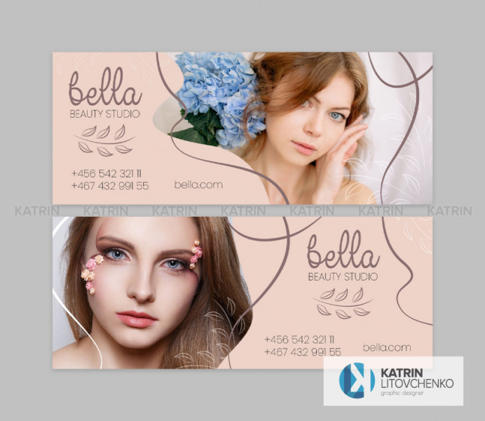 Баннер Bella
