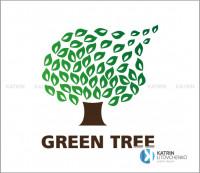Логотип Green tree