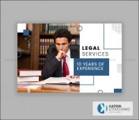 Баннер Legal services