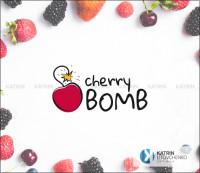 Логотип Cherry bomb