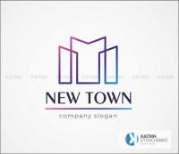 Логотип New Town