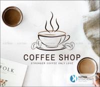 Логотип Coffee Shop