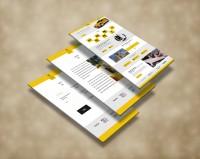"Сайт такси ""725"" на WordPress"