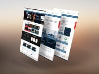 ImpEx Trans сайт на WordPress