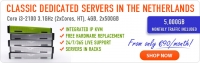 Servers in the Netherlands
